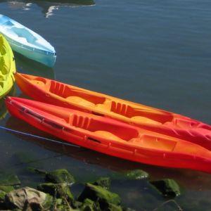 Hardboard Kayaks
