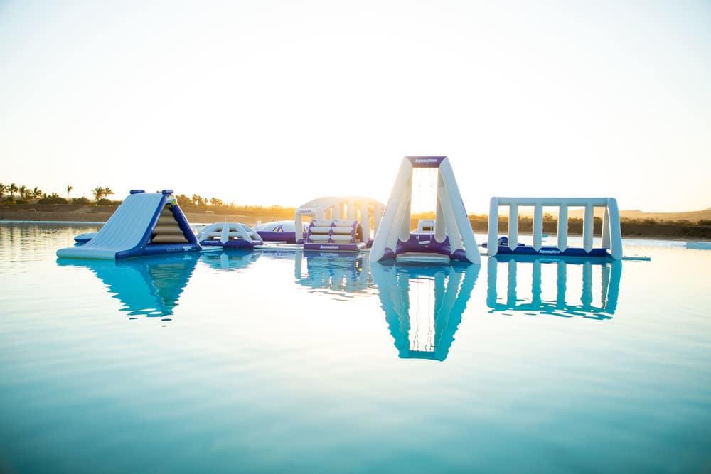 Aquaglide Aqua Parks Care & Maintenance