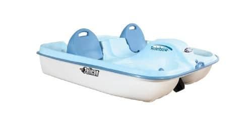 pedal boats category menu
