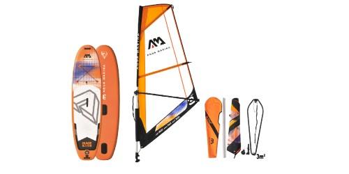 windsurf category menu